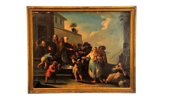 Dipinto di Giovanni Michele Graneri